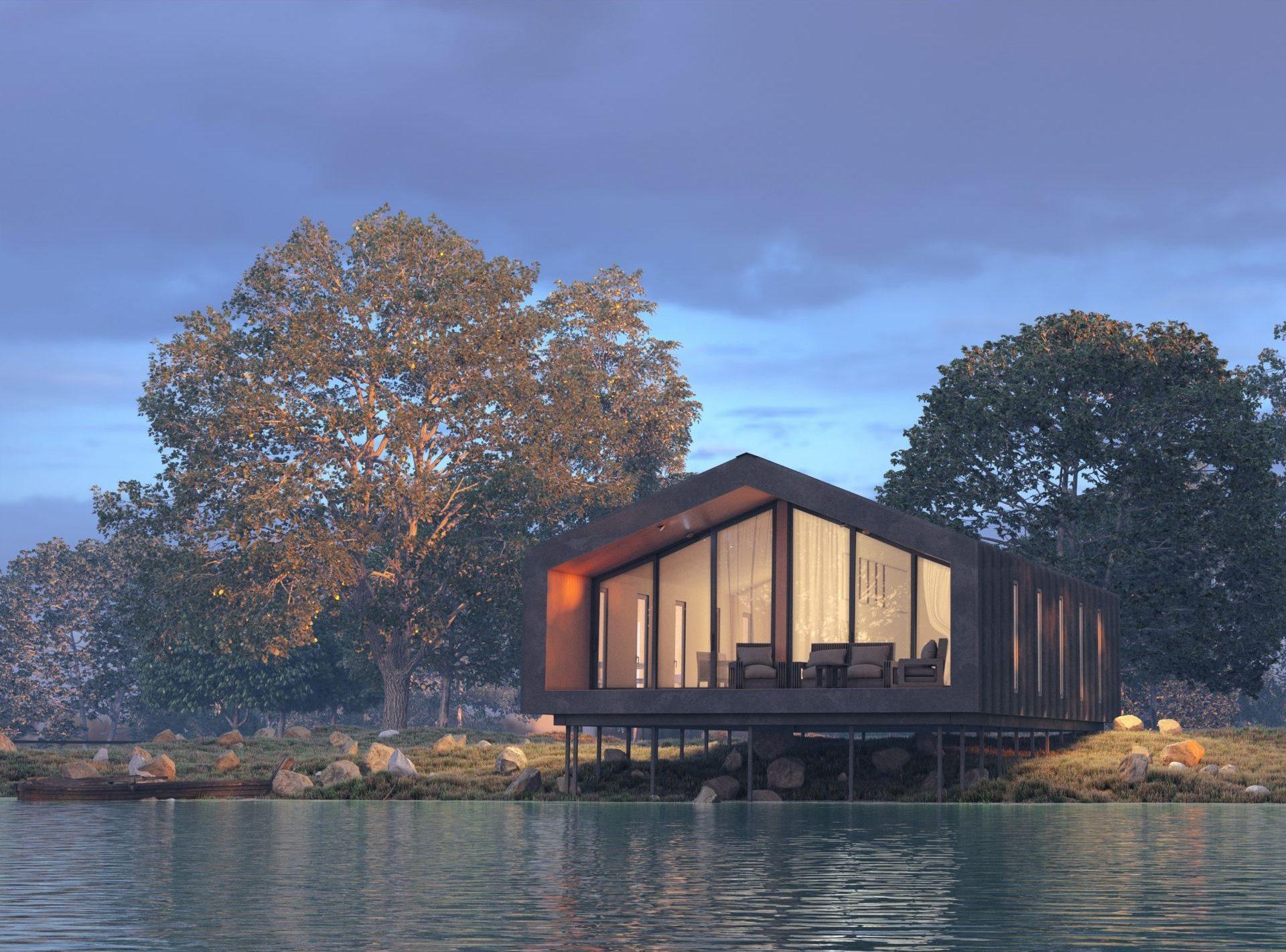 Что такое каркасный дом: разновидности строительства